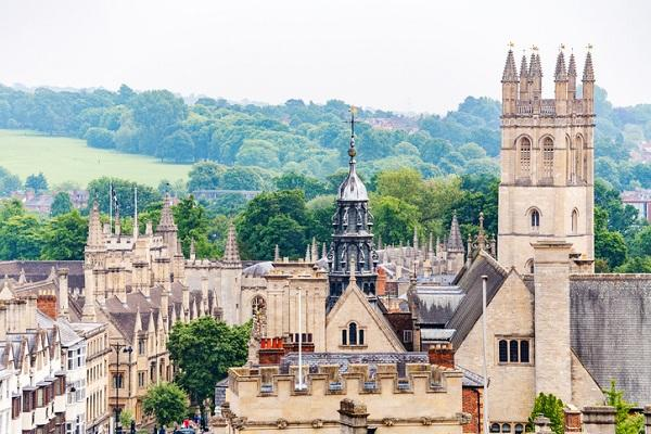 University of Oxford - Nongki Net